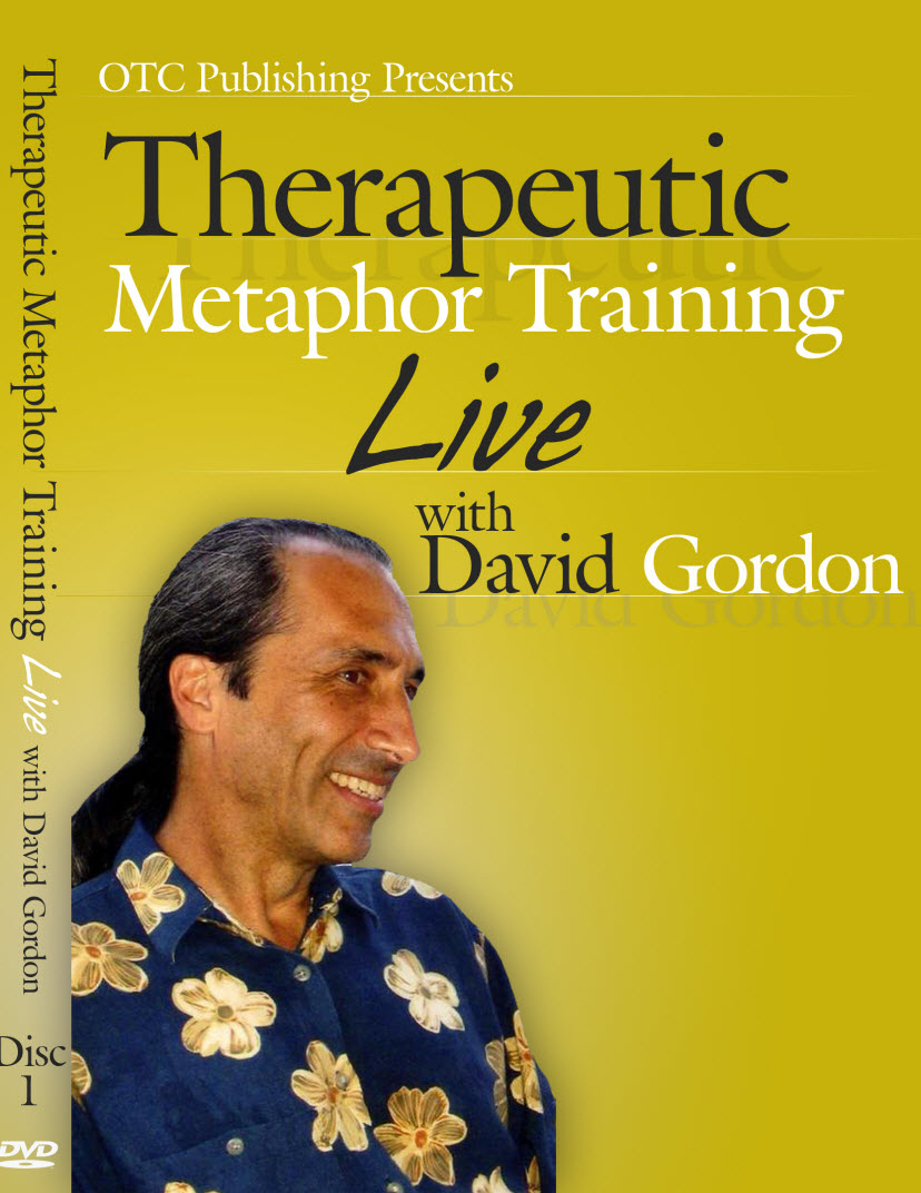 therapeutic metaphors with david gordon