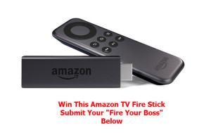Win This TV Fire Stick